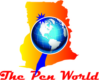 The Pen World Logo